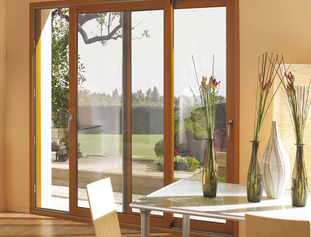 baies vitrées