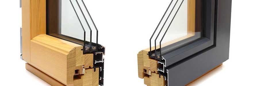 fenêtre en bois sur mesure