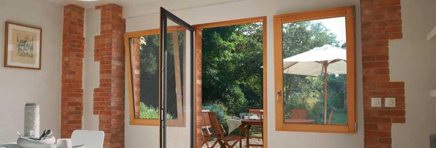 fenêtres en bois de qualité