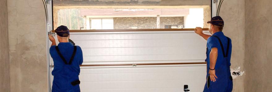 porte garage dans le Haut-Rhin